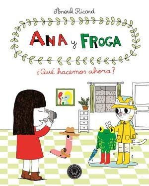 Ana y Froga 2