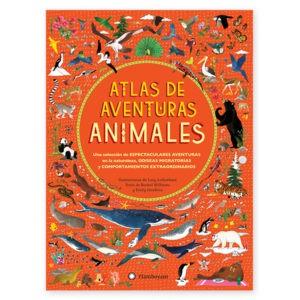 Atlas de aventuras animales