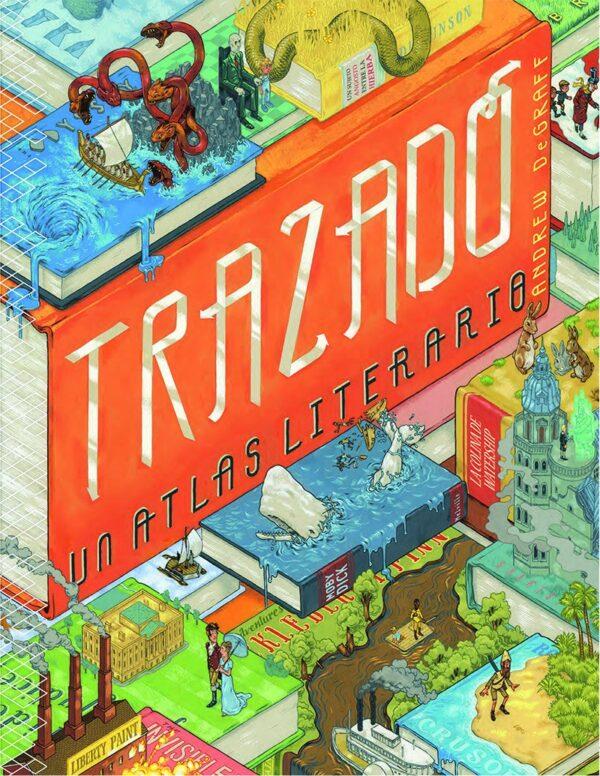Trazado. Un atlas literario