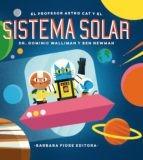 El profesor Astrocat y el sistema solar
