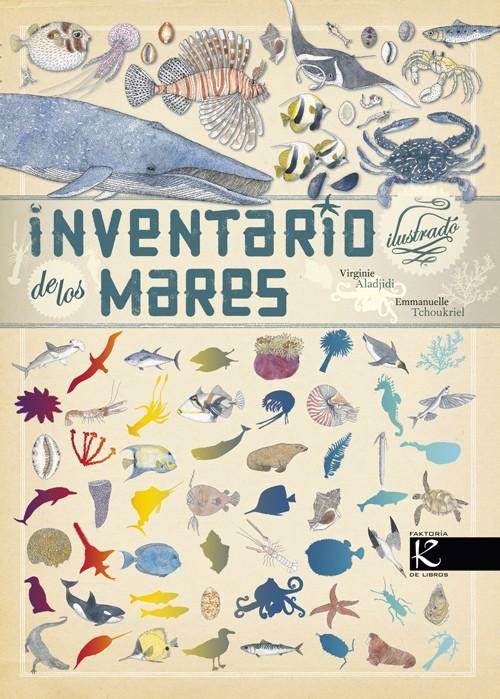 Inventario ilustrado de los mares