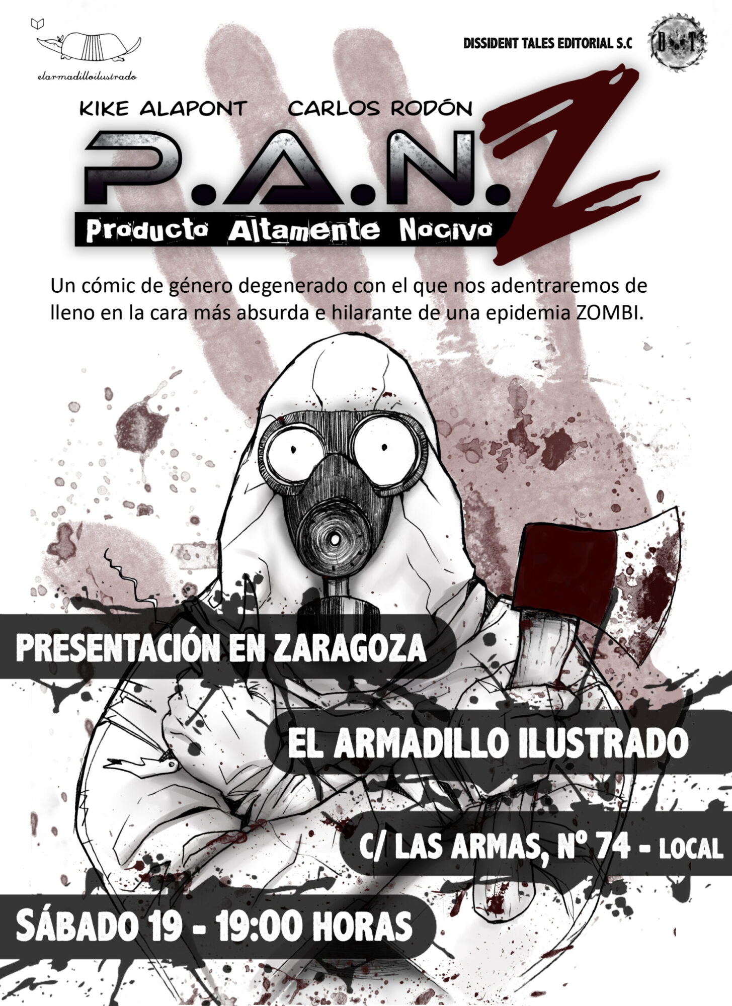 CARTEL ZGZ PANZ copia