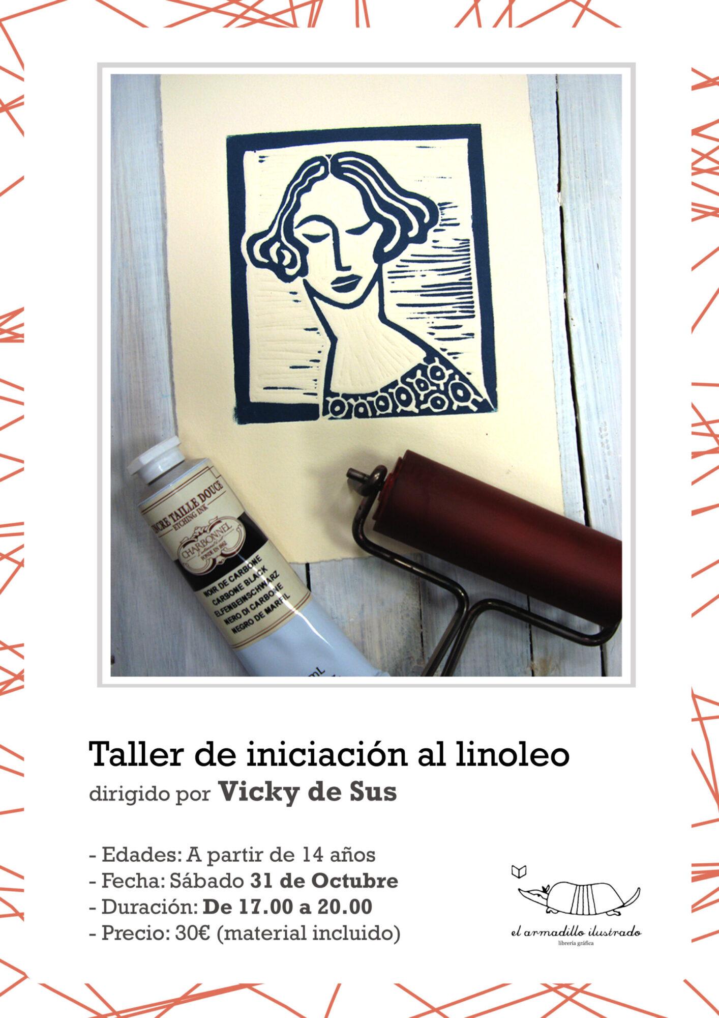 Cartel Vicky Octubre copia
