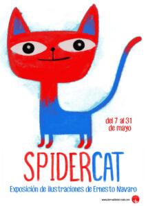 Expo Spider cat