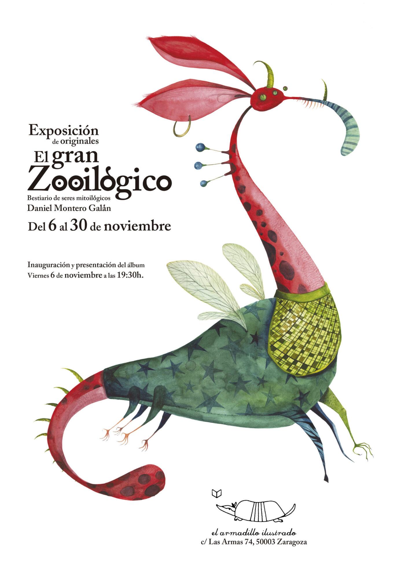 Expo Zooilógico Armadillo