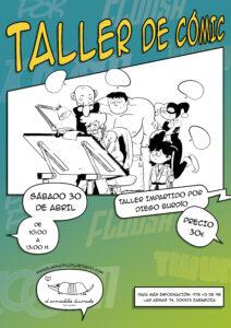 Taller Comic Armadillo