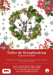 Taller de Scrap de Navidad baja