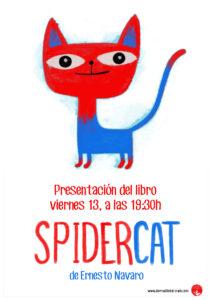 spidercat mayo presentación